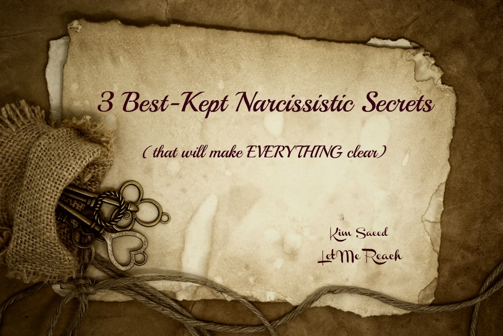3 Best-Kept Narcissistic Secrets that Will Make Everything Clear